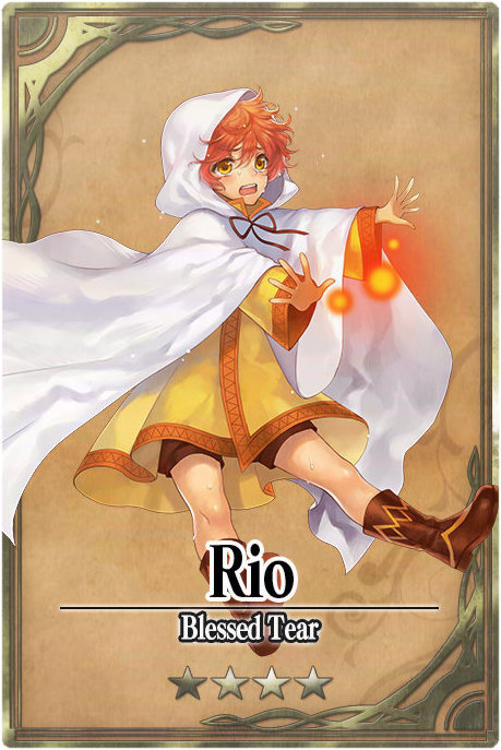 For Girls only  Rio_card