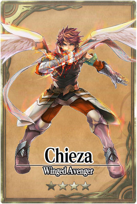 For Girls only  Chieza_card