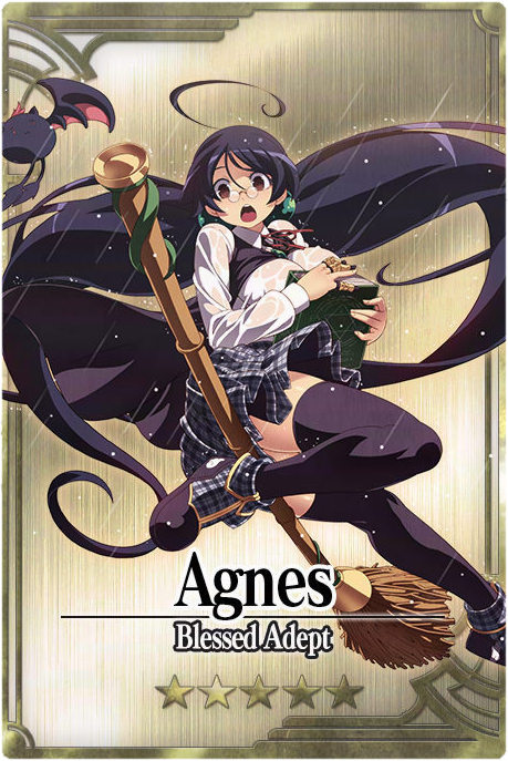 Should we make a tier list on which girl has the biggest Rack? Agnes_5_card