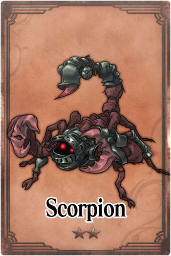 <*Vaatigam's diary*>  - CLOSED at March 27th 2015 350px-Scorpion_card