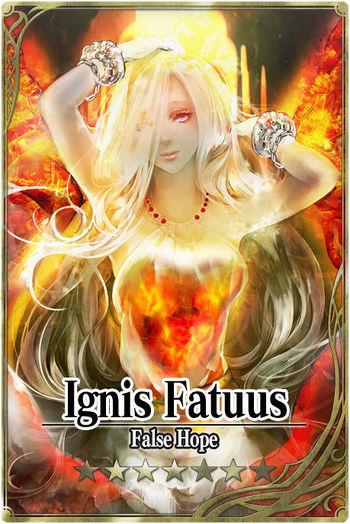 Ignis Fatuus Unofficial Fantasica Wiki
