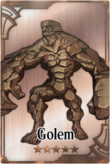 <*Vaatigam's diary*>  - CLOSED at March 27th 2015 - Page 3 350px-Golem_card