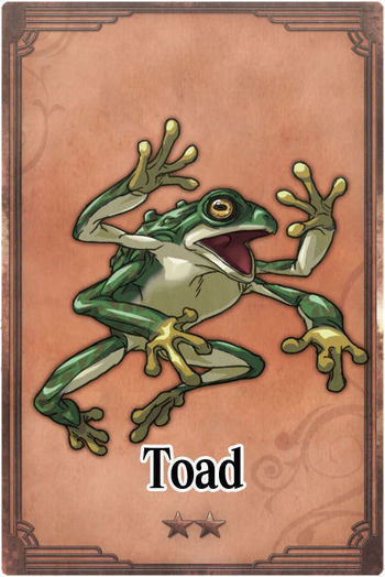 <*Vaatigam's diary*>  - CLOSED at March 27th 2015 - Page 2 350px-Toad_card