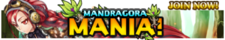 Mandragora Mania! release banner.png