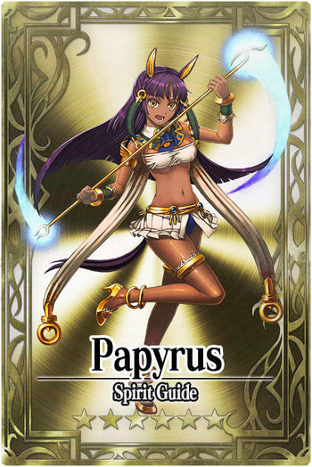 <*Vaatigam's diary*>  - CLOSED at March 27th 2015 350px-Papyrus_card