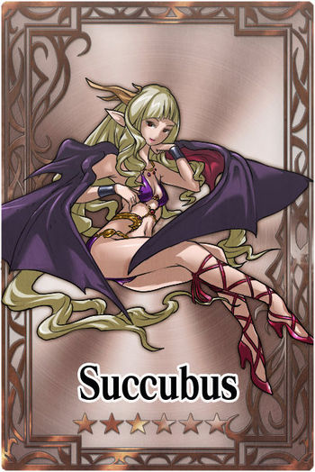 <*Vaatigam's diary*>  - CLOSED at March 27th 2015 - Page 2 350px-Succubus_m_card