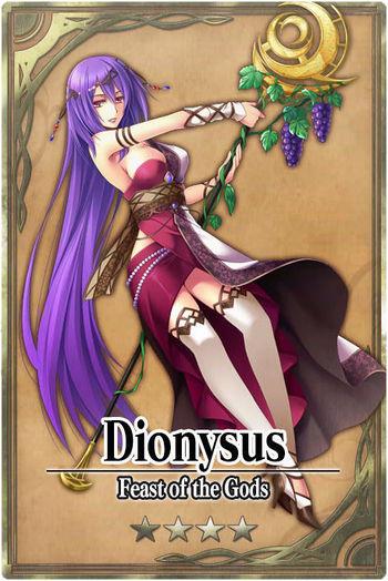 Dionysus - Unofficial Fantasica Wiki