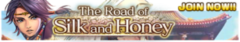 The Road of Silk and Honey release banner.png