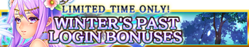 Winter's Past Login Bonuses banner.png