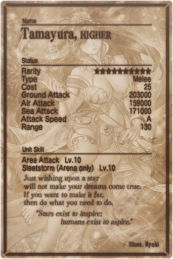 Tamayura card back.jpg