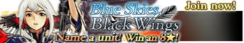 Blue Skies Black Wings release banner.png
