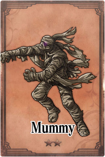 <*Vaatigam's diary*>  - CLOSED at March 27th 2015 - Page 3 350px-Mummy_card