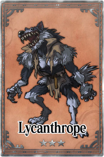 <*Vaatigam's diary*>  - CLOSED at March 27th 2015 350px-Lycanthrope_card